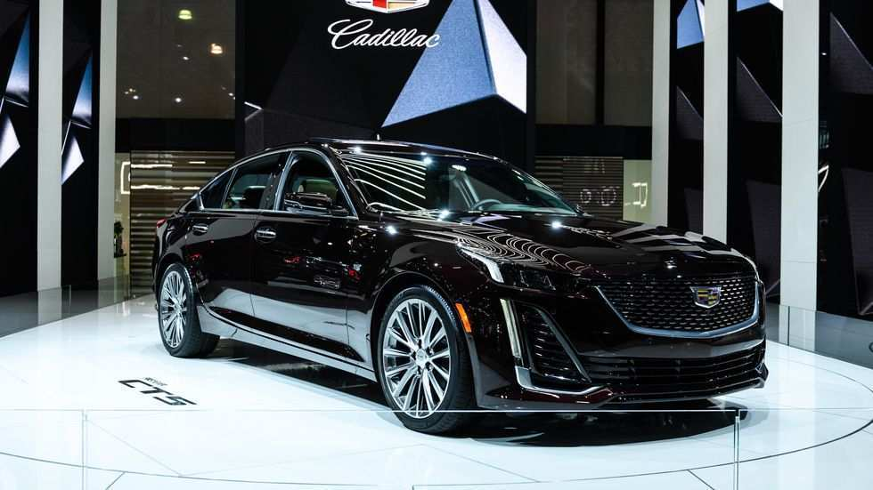 39 All New Cadillac New Cars For 2020 Specs and Review