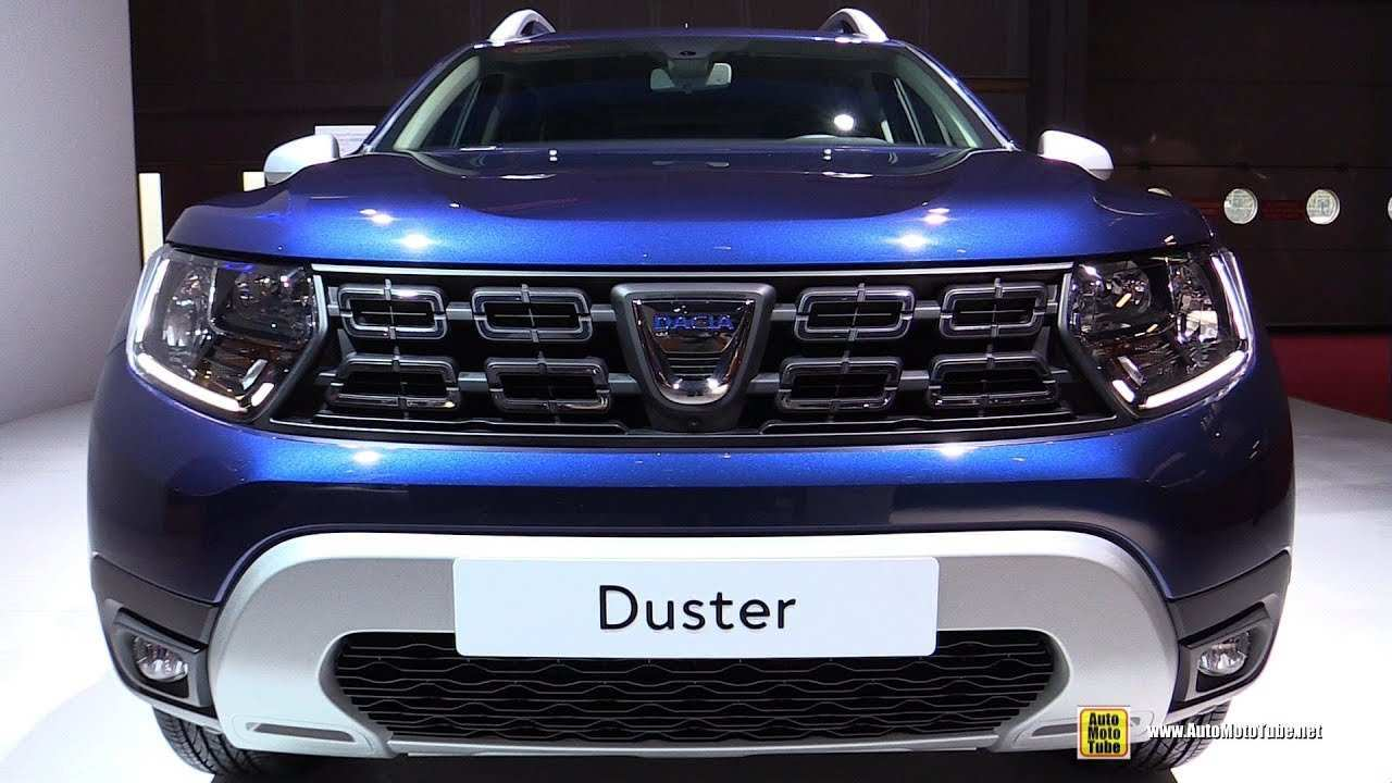 39 All New Dacia Duster 2019 Interior Price And Release Date