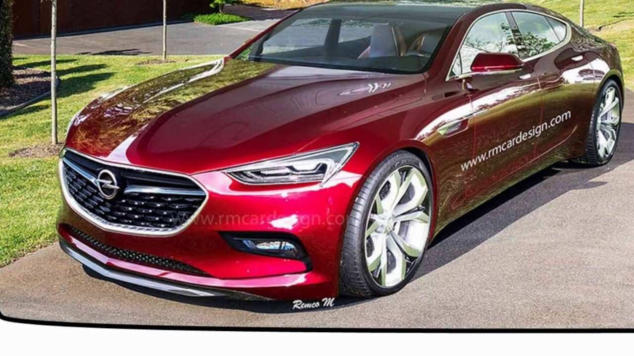 39 All New Opel Senator 2019 Redesign And Concept