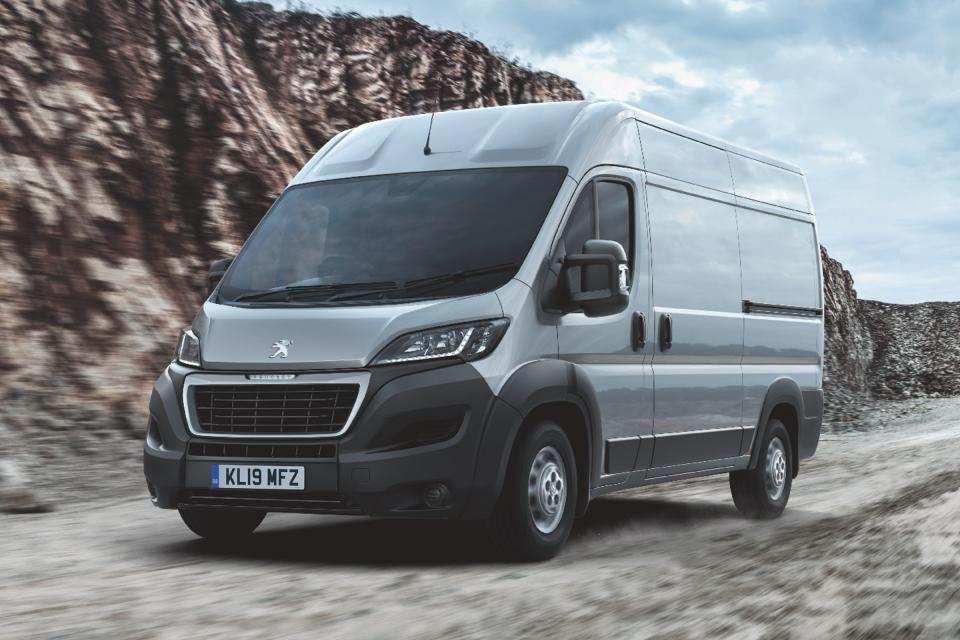 39 All New Peugeot Boxer 2020 Ratings