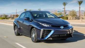 39 All New Toyota Mirai 2020 2 New Model And Performance