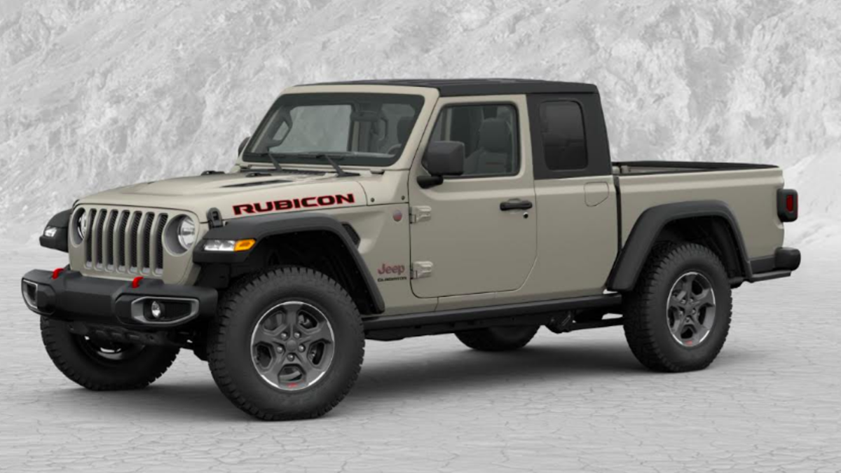 39 Best 2020 Jeep Gladiator 2 Door Price And Review