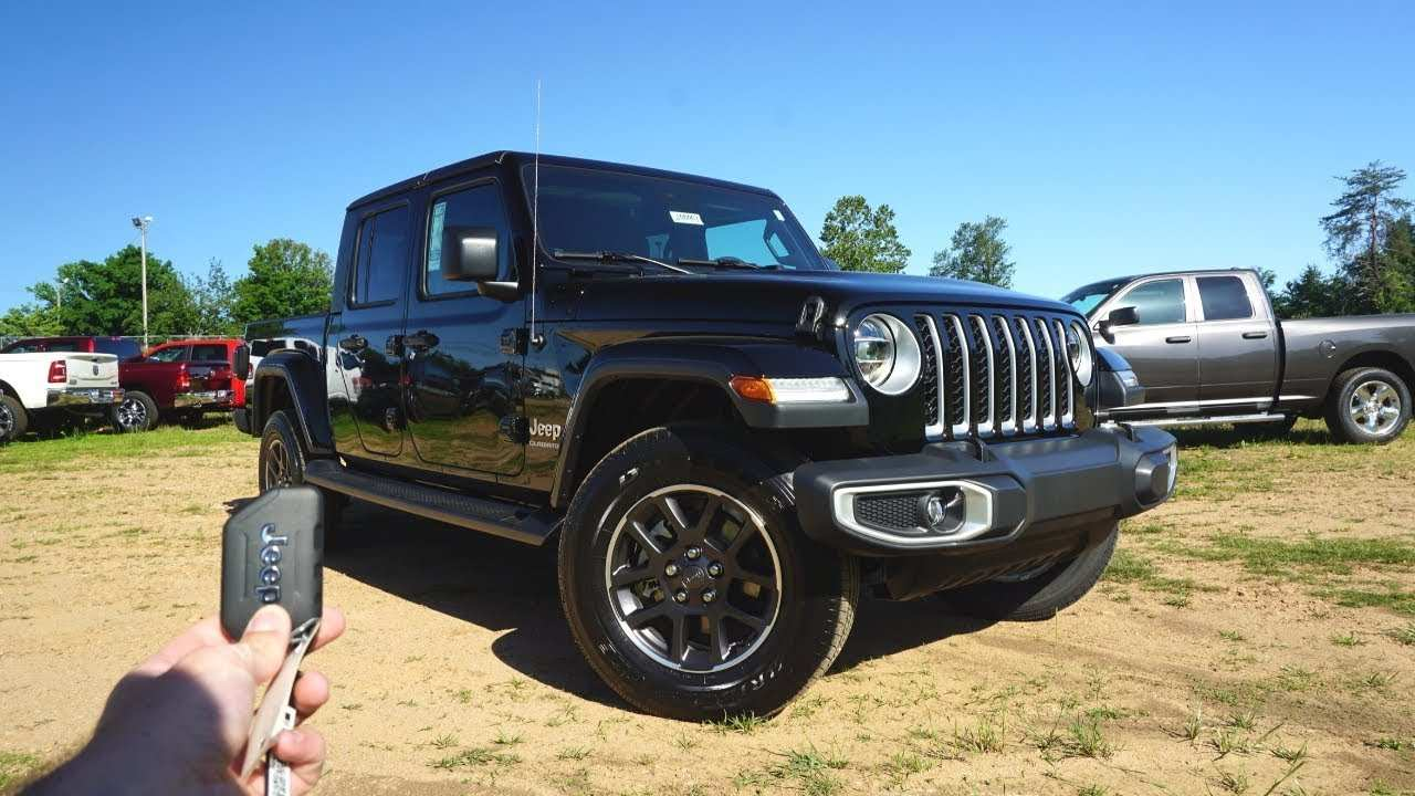 39 Best 2020 Jeep Gladiator Overland Youtube Pricing