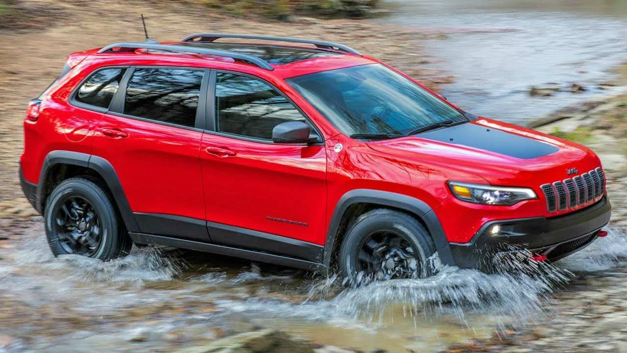 39 New 2019 Jeep Cherokee Kl Redesign And Concept