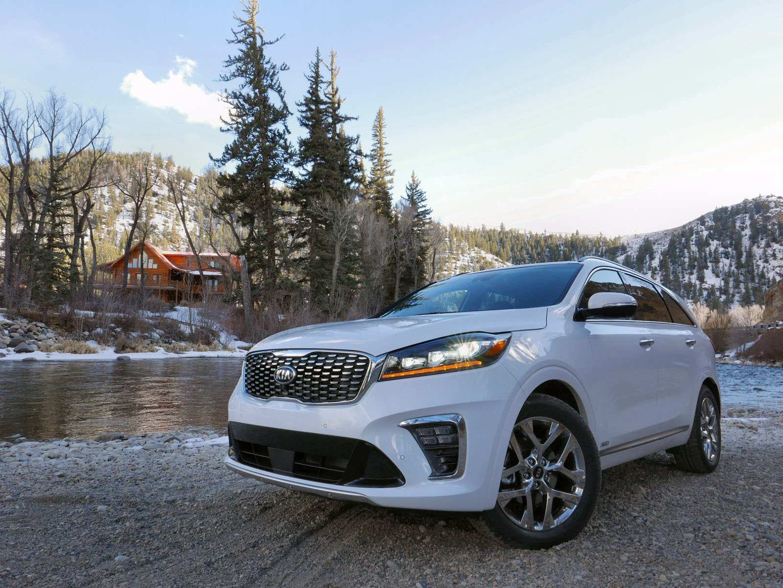 39 New 2019 Kia Sorento Review Pricing