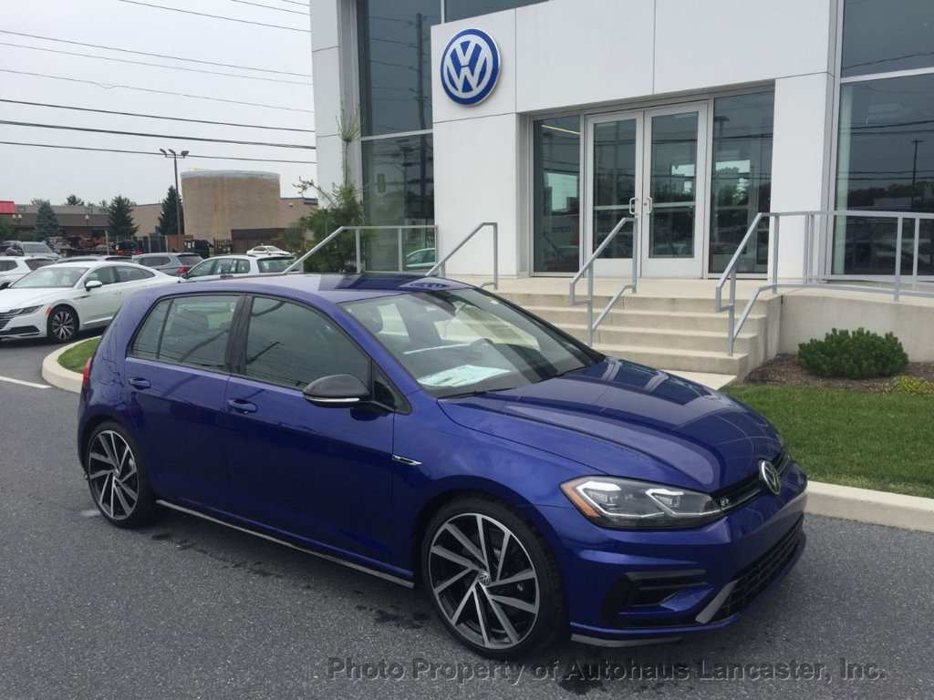 39 New 2019 Volkswagen R Research New