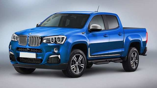 39 New 2020 Bmw Pickup Truck Redesign And Concept