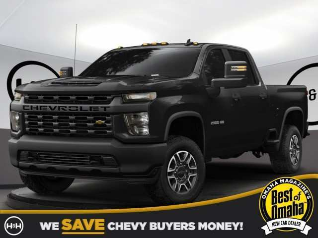 39 New 2020 Chevrolet Silverado 2500Hd For Sale Model