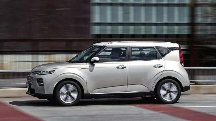39 New 2020 Kia Soul Ev Availability Interior