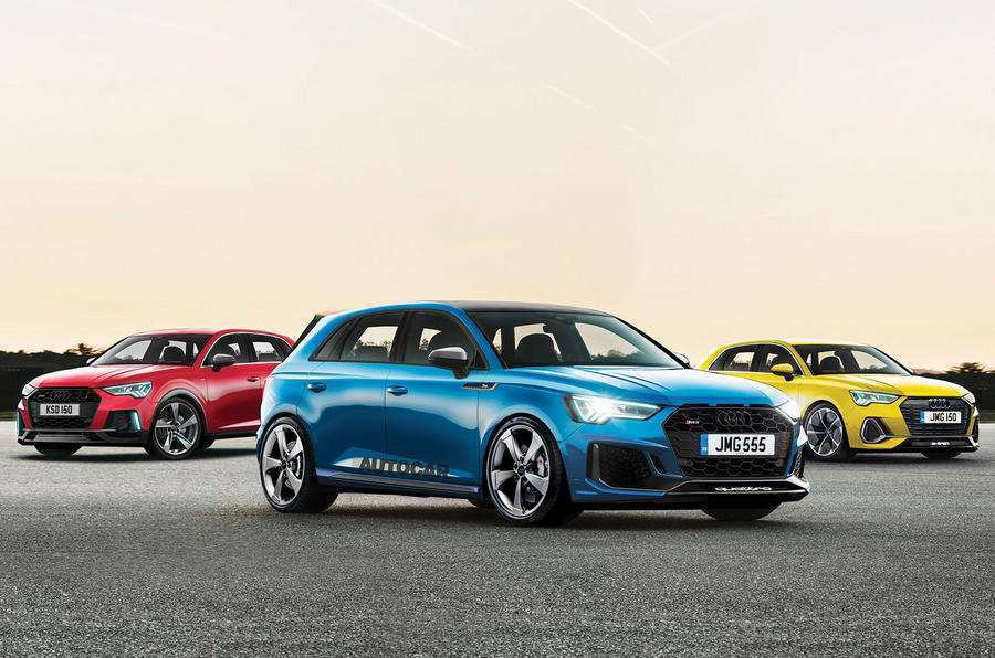 39 New Audi New Models 2020 Redesign And Concept