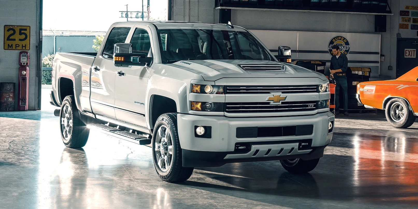 39 The 2019 Chevrolet 2500 Pickup Speed Test