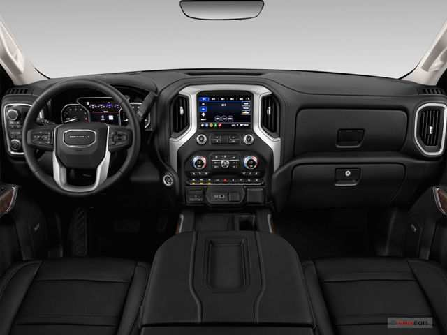39 The 2019 Gmc 1500 Interior Images