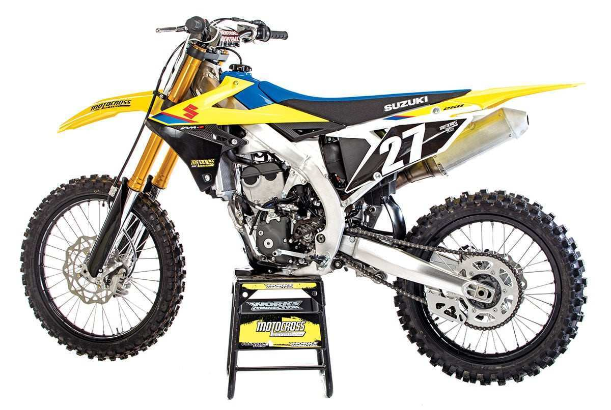 39 The 2019 Suzuki Rmz Redesign