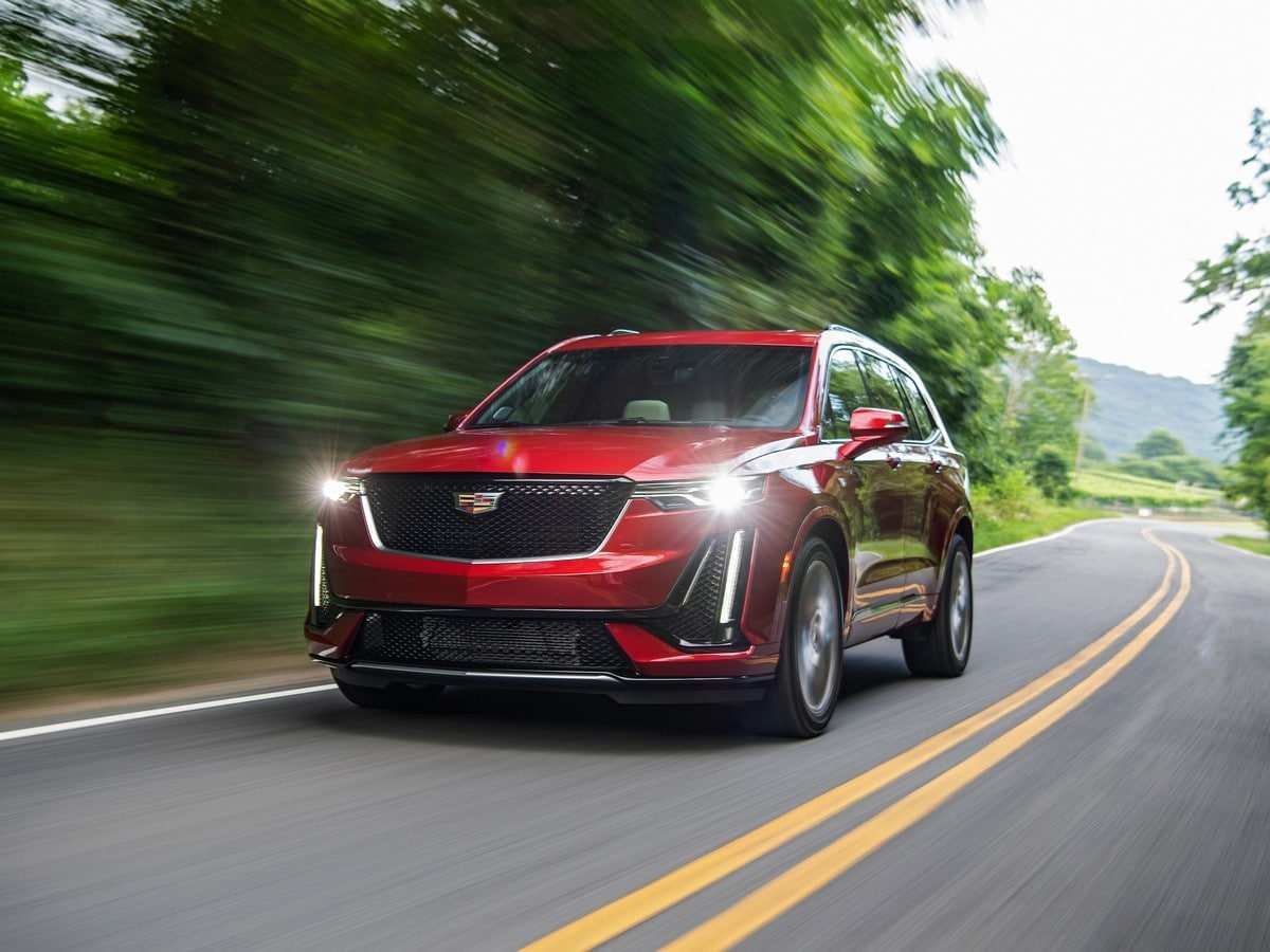 39 The 2020 Cadillac Xt6 Msrp Overview