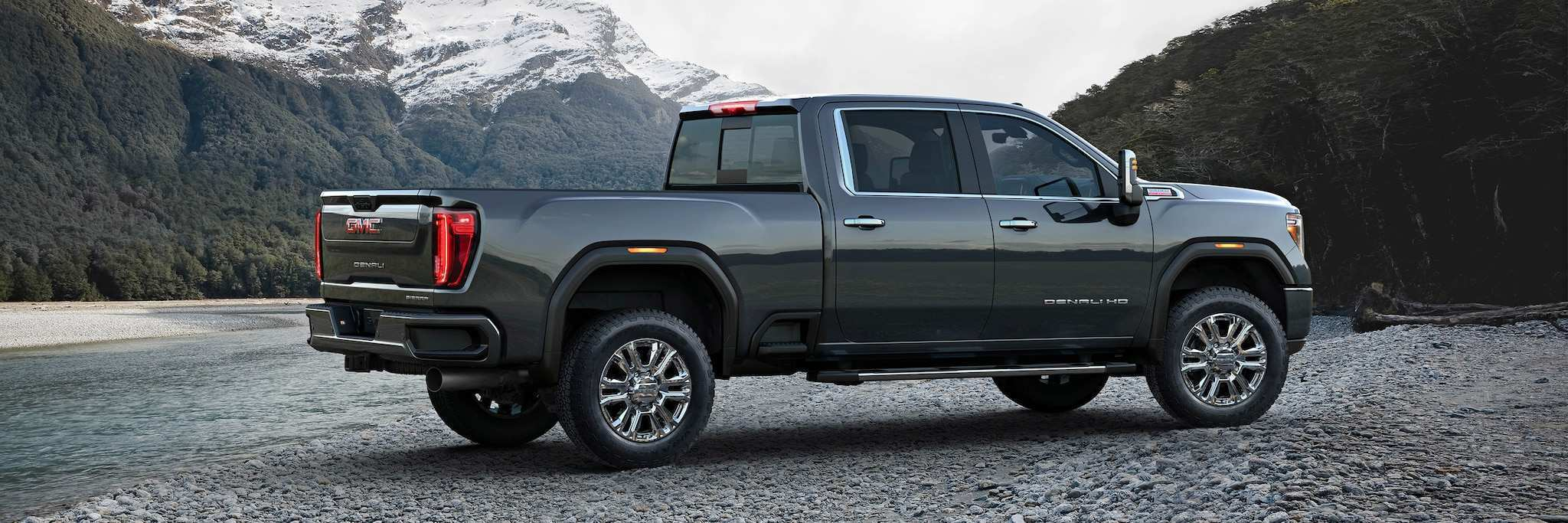39 The 2020 Gmc Pickup Redesign And Review
