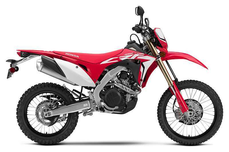 39 The Best 2019 Honda Crf450L Release Date And Concept