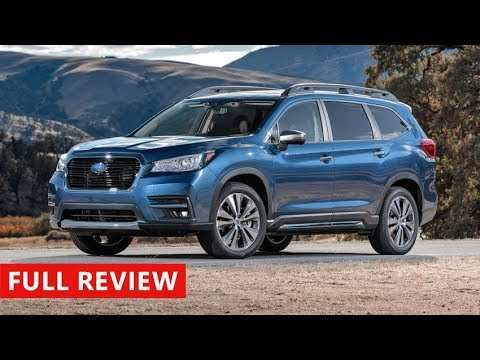 39 The Best 2019 Subaru 7 Seater Price