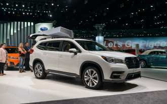 39 The Best 2019 Subaru Outback Next Generation Price