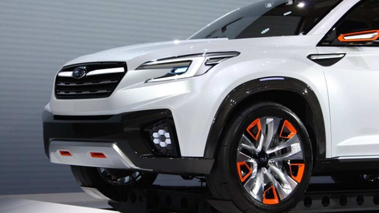 39 The Best 2019 Subaru Outback Next Generation Redesign And Concept