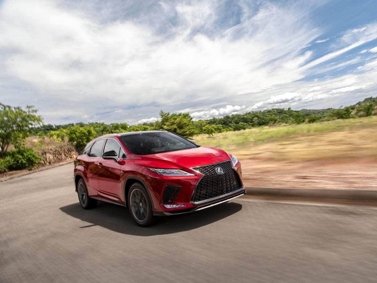 39 The Best 2020 Lexus Rx Redesign And Concept