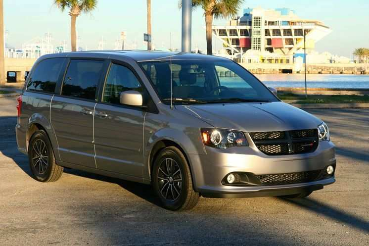 39 The Dodge Grand Caravan 2020 First Drive