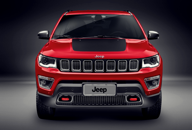 39 The Jeep Compass 2020 India Exterior