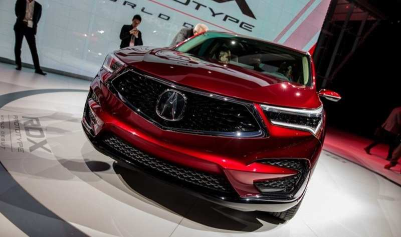 39 The When Is The 2020 Acura Rdx Coming Out Style