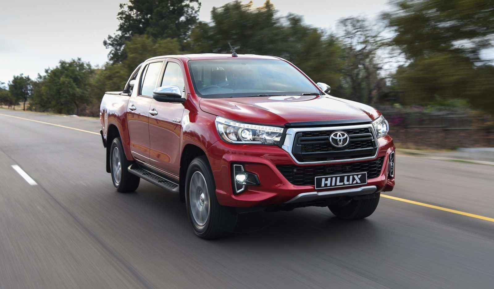 40 A 2019 Toyota Bakkie Pricing