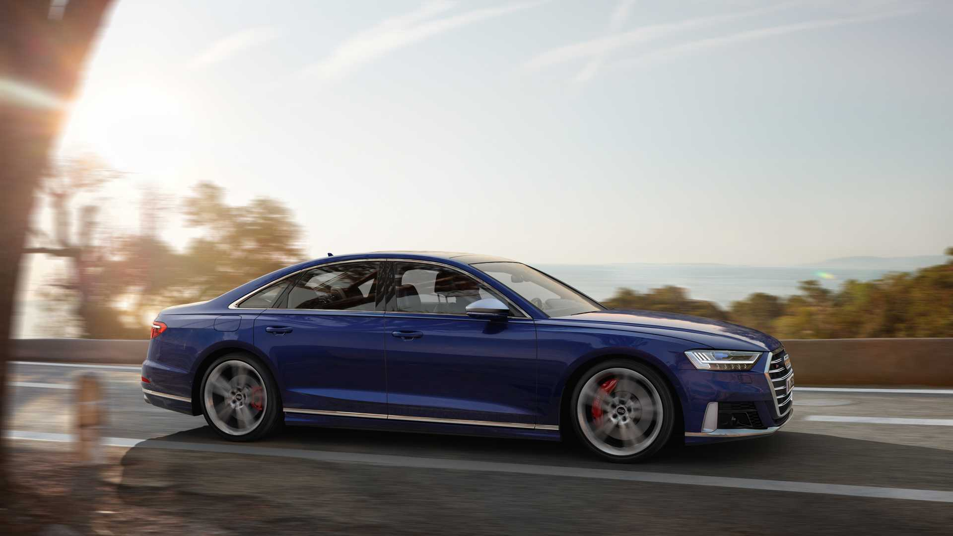 40 A 2020 Audi S8 Plus Redesign And Concept