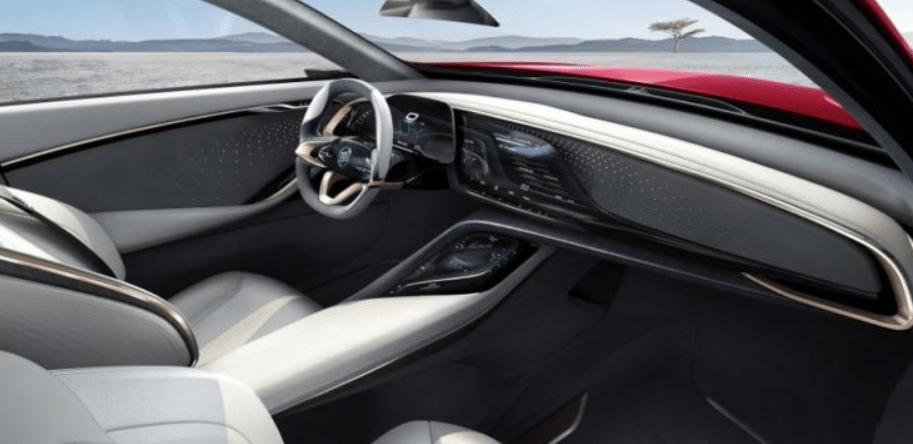40 A 2020 Buick Enspire Style