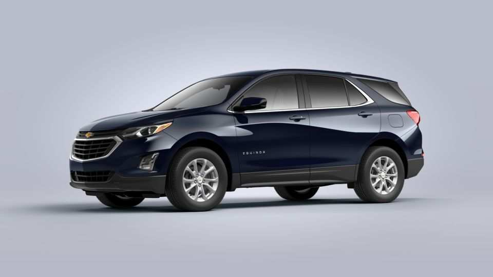 40 A 2020 Chevrolet New Vehicles Overview