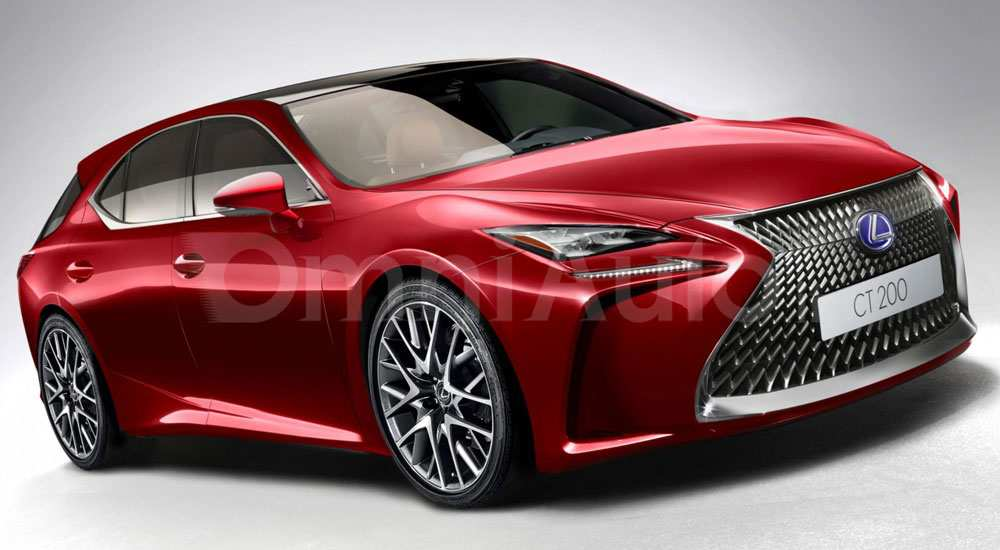 40 A Lexus Electric 2020 New Concept
