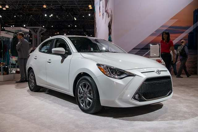 40 A Toyota Yaris 2020 Concept History