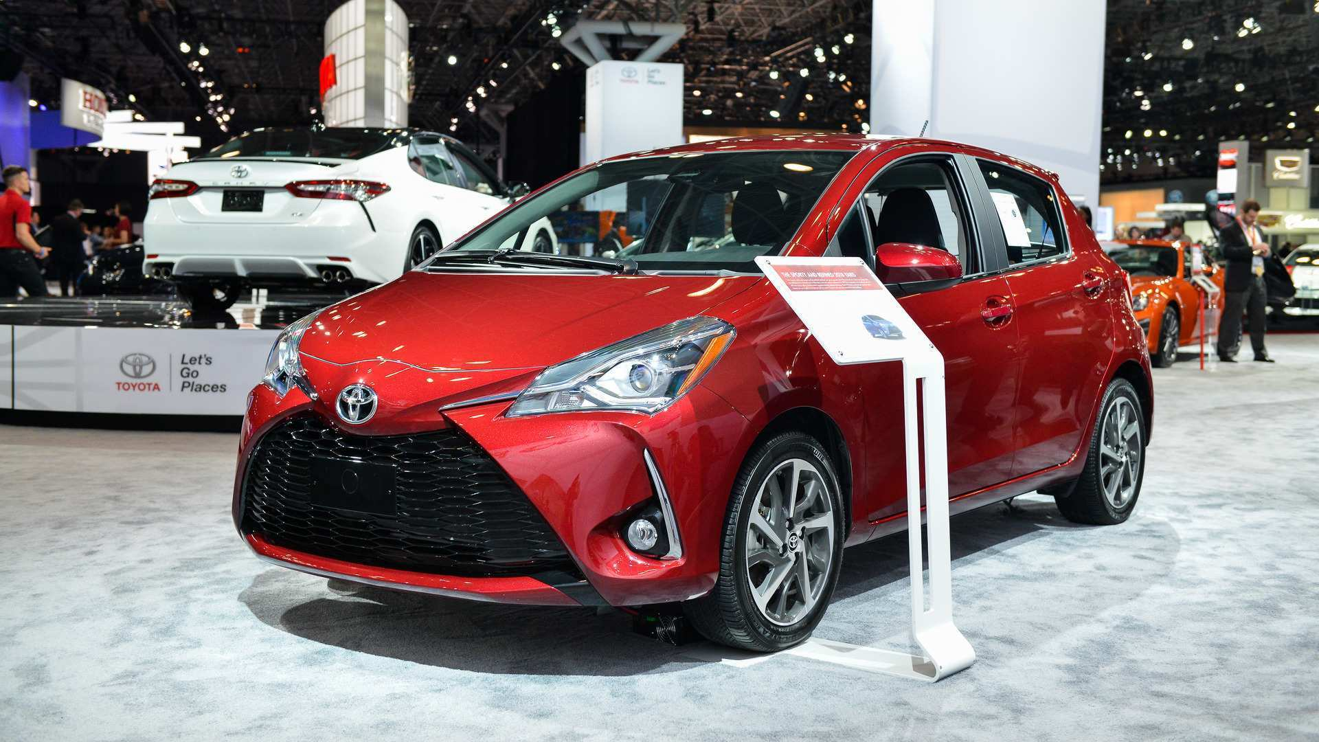 40 A Toyota Yaris 2020 Concept Price And Review