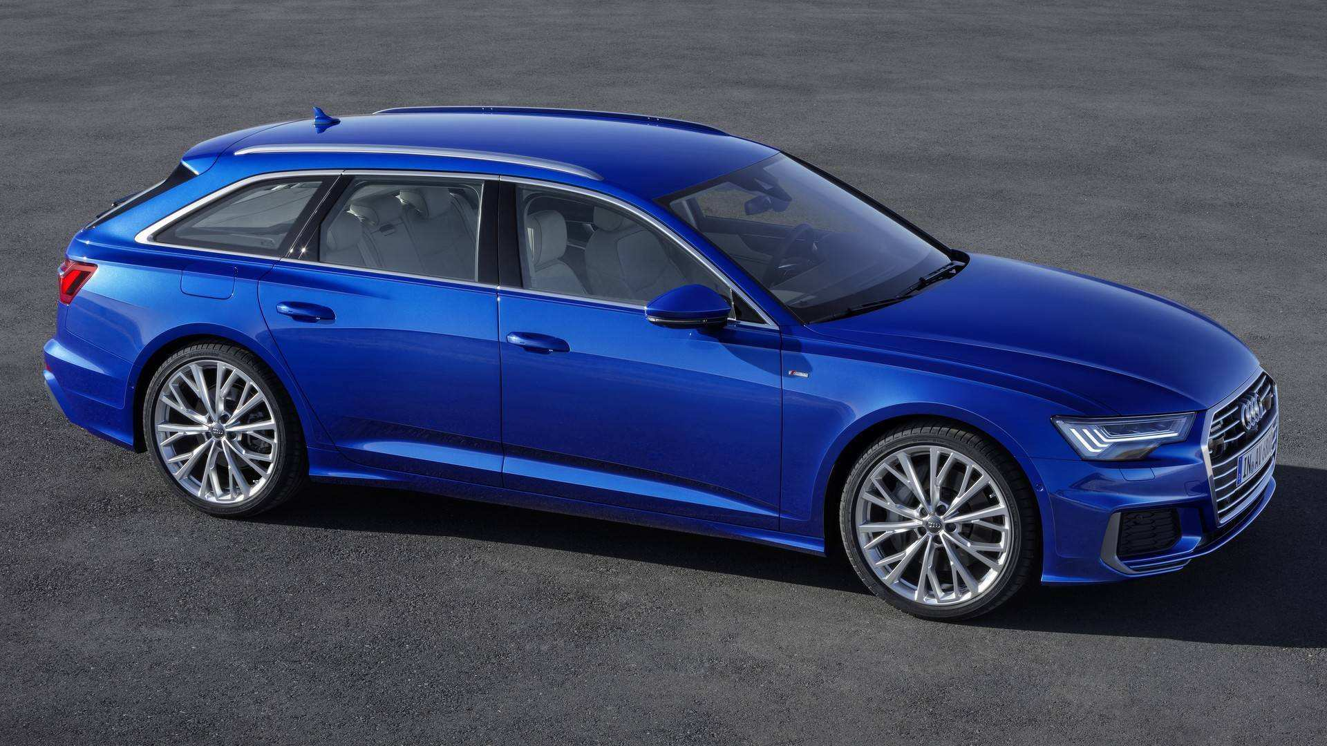 40 All New 2019 Audi Wagon Usa Exterior And Interior