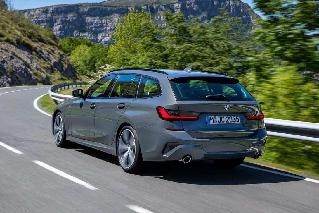 40 All New 2019 Bmw 3 Wagon Engine
