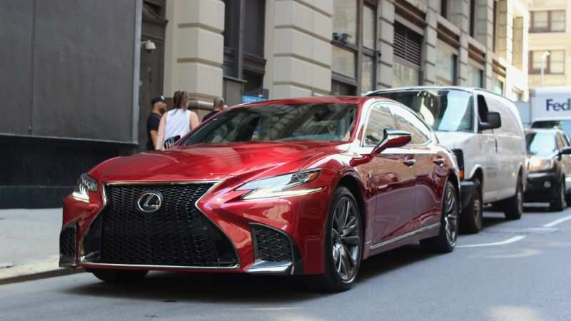 40 All New 2019 Lexus Gs Twin Turbo First Drive
