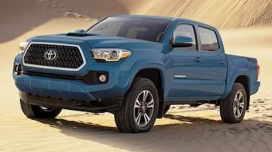 40 All New 2019 Toyota Tacoma News Picture