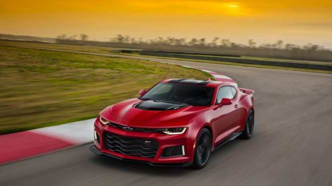 40 All New 2020 Chevrolet Camaro Zl1 Exterior