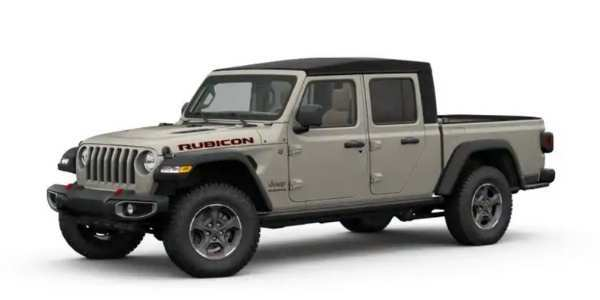 40 All New 2020 Jeep Gladiator Color Options Review And Release Date