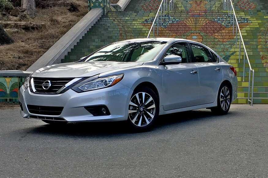 40 All New Nissan Altima Sv Redesign And Review