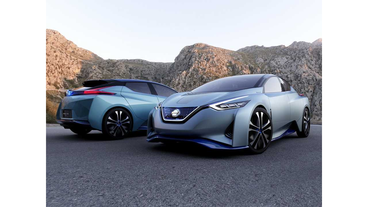 40 All New Nissan Leaf 2020 Images