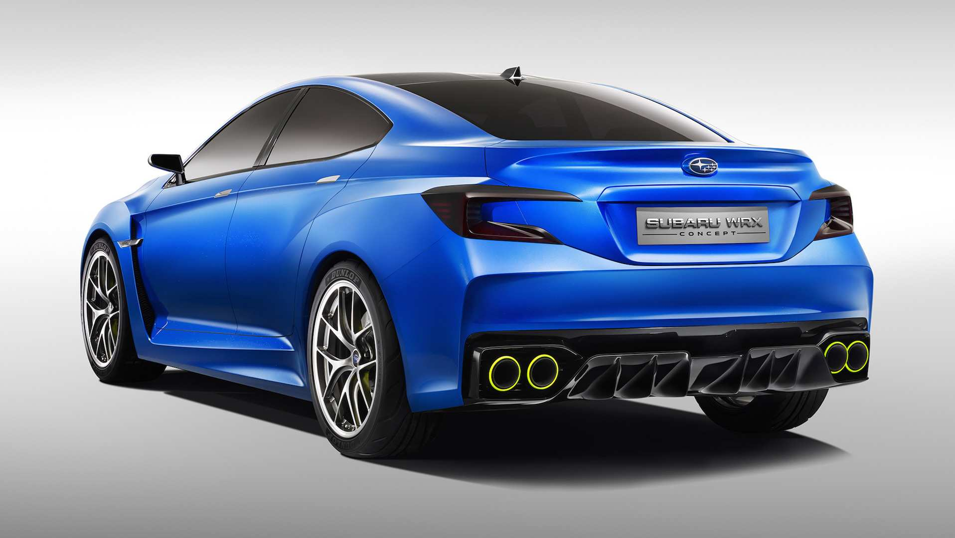 40 All New Subaru Sti 2020 Concept Concept