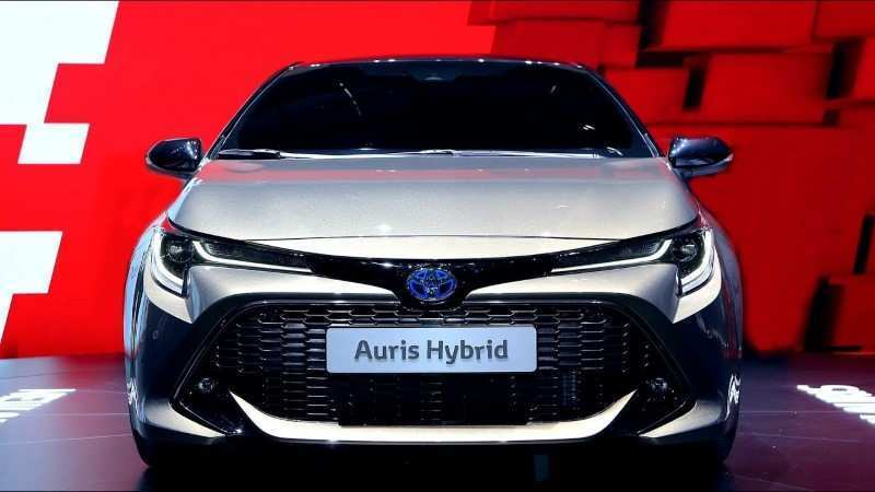 40 All New Toyota Corolla 2020 Japan Overview
