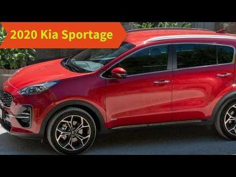 40 Best Kia Sportage 2020 Youtube Performance And New Engine