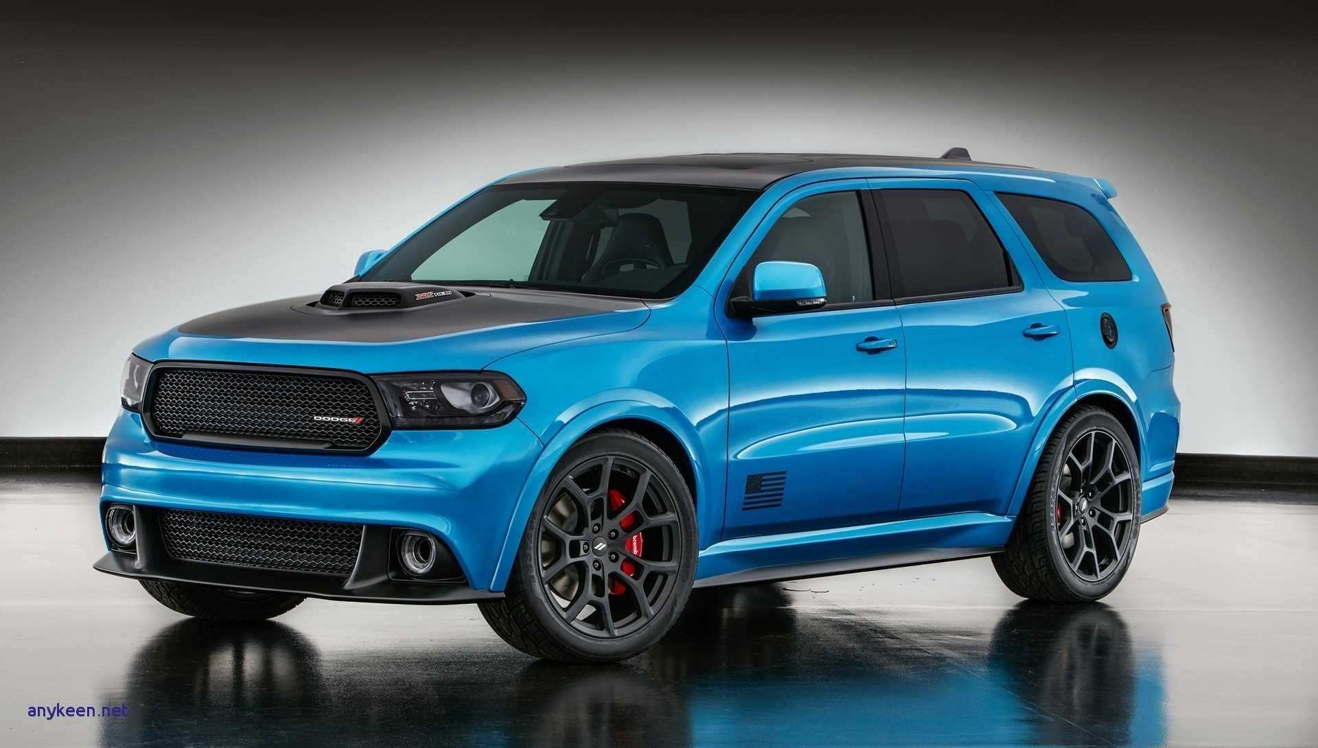 40 New 2019 Dodge Durango Srt Release Date Rumors