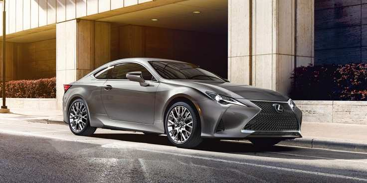 40 New 2019 Lexus Rc Redesign And Concept