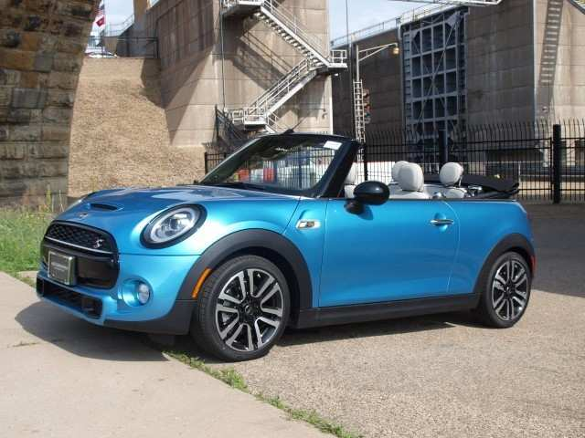 40 New 2019 Mini Convertible Review Research New