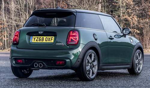 40 New 2019 Mini Minor New Review