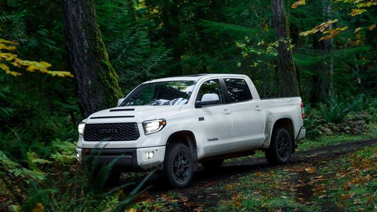 40 New 2020 Toyota Tundra Trd Pro Redesign